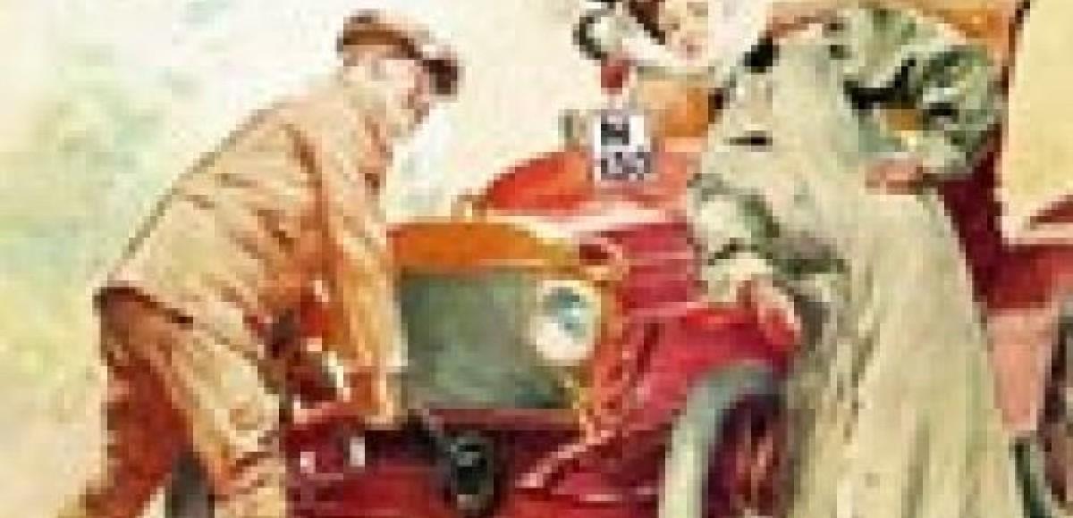 Skoda отмечает столетний юбилей акционерного общества