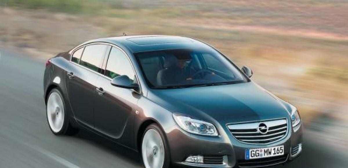 Opel Insignia. Большая перемена
