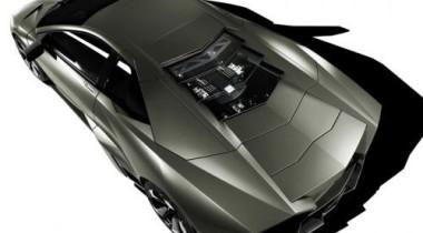 Lamborghini Reventon. Подарок неба
