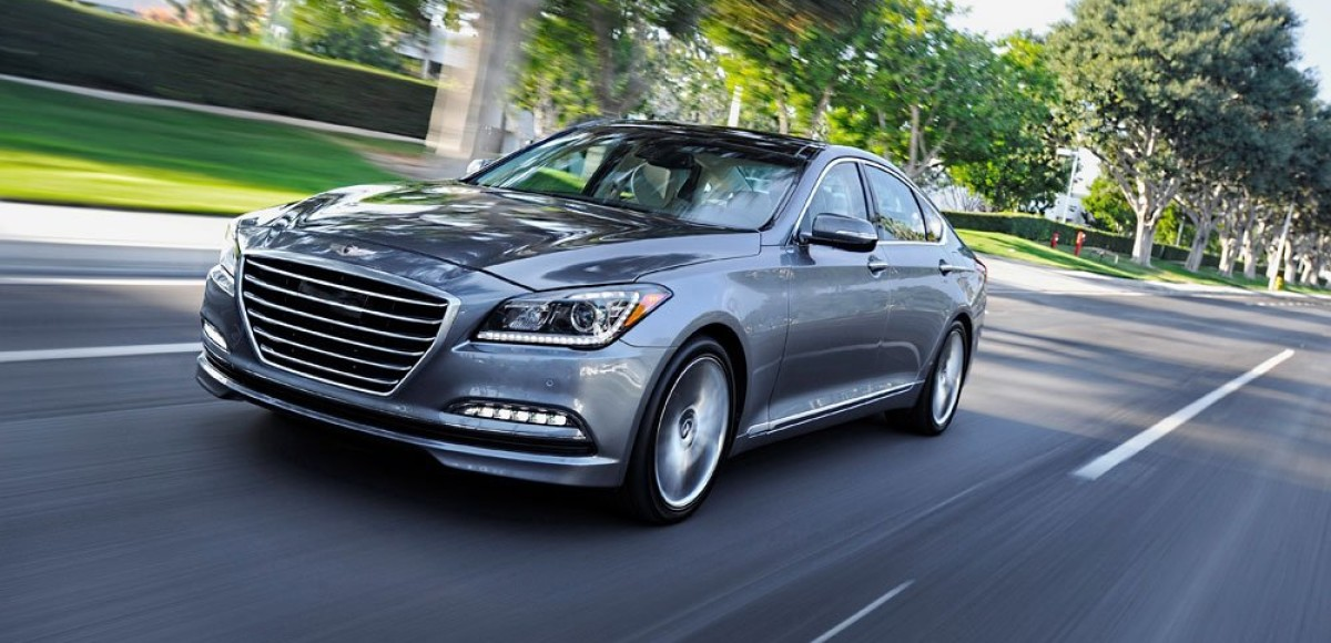Возвращенец. Hyundai Genesis
