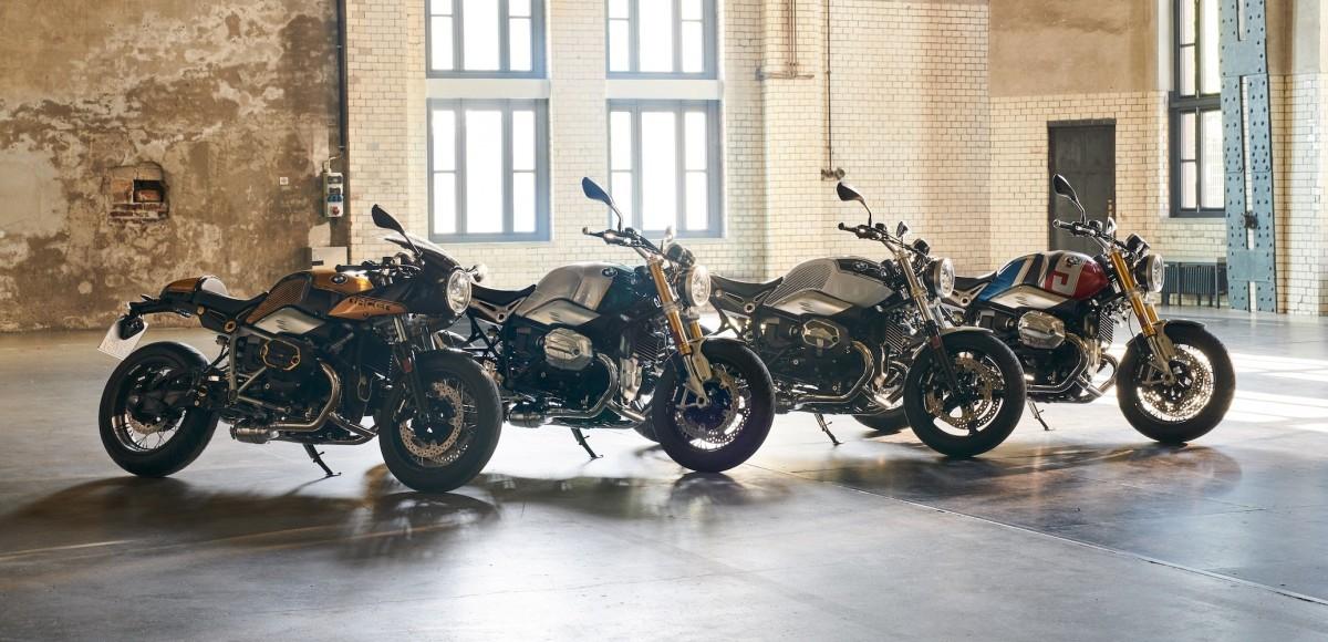 BMW Motorrad запускает Heritage Battle
