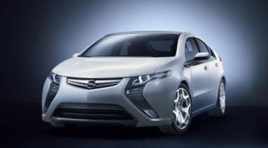 Opel Ampera получил награду за высокие технологии