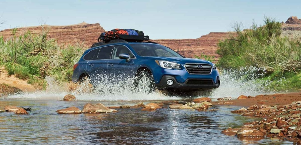 Subaru Outback подорожал после обновления