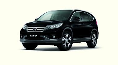 Компания Honda представляет специальную версию кроссовера CR-V для российского рынка