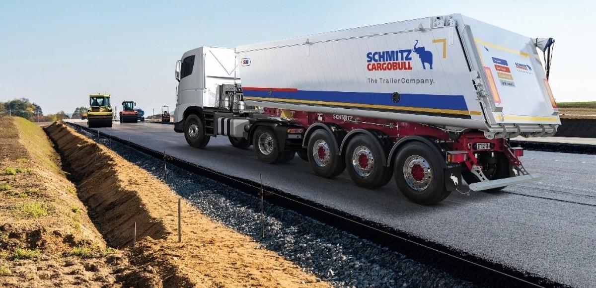 Schmitz Cargobull на BAUMA 2019