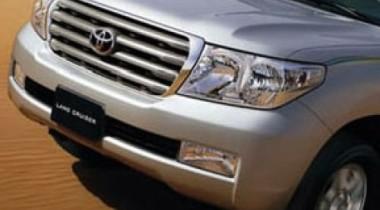 Новый Toyota Land Cruiser