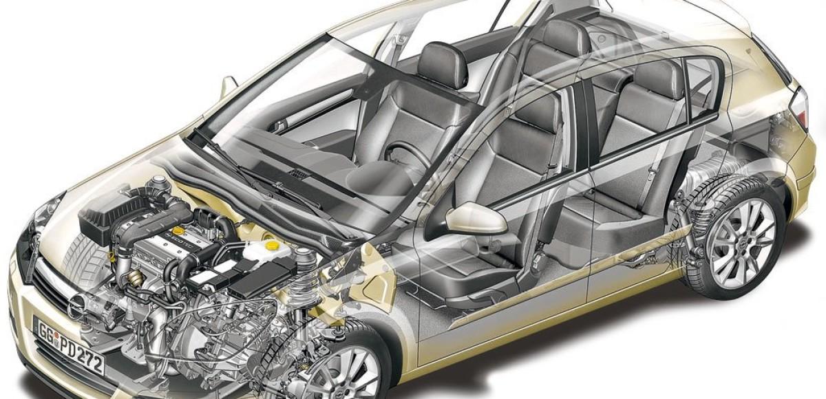 Opel Astra H: иномарка по цене «Жигулей»