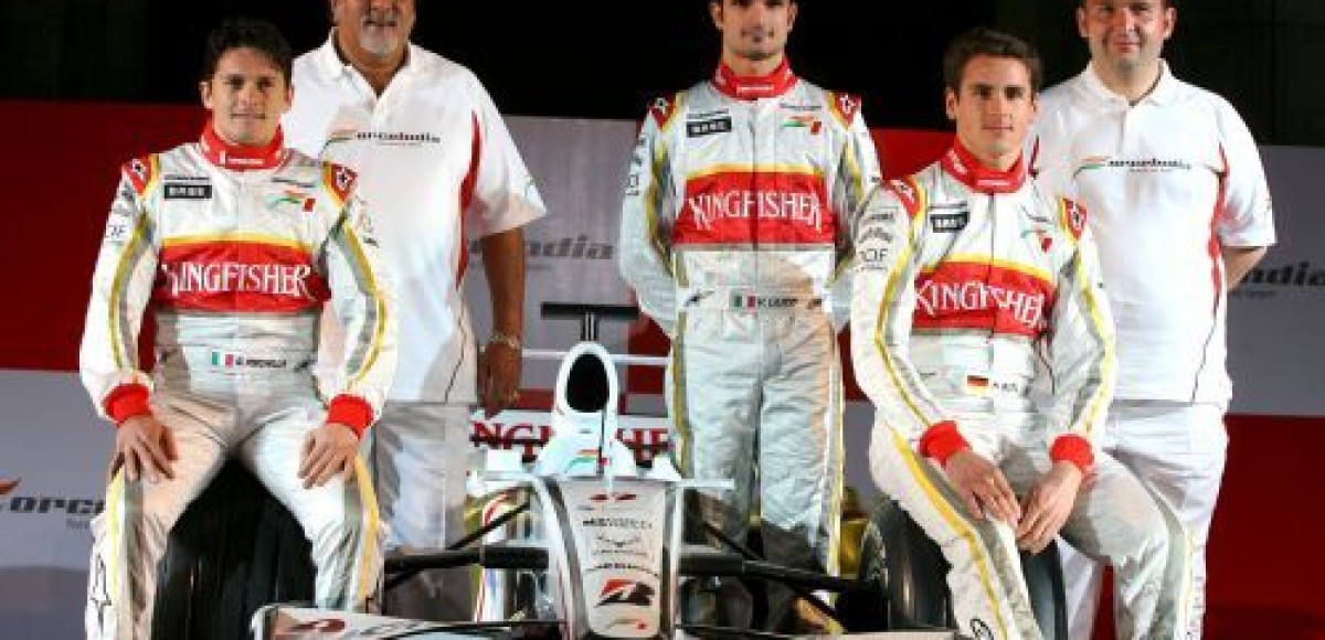 Force India пришла в Формулу-1 надолго!