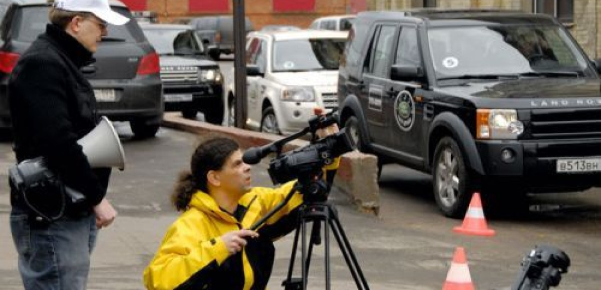Land Rover — звезда экрана