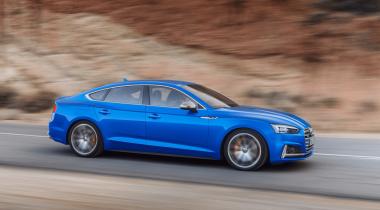 Audi A5 Sportback: объявлены рублевые цены
