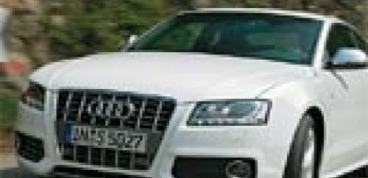 Audi A5/S5. Эпоха возрождения