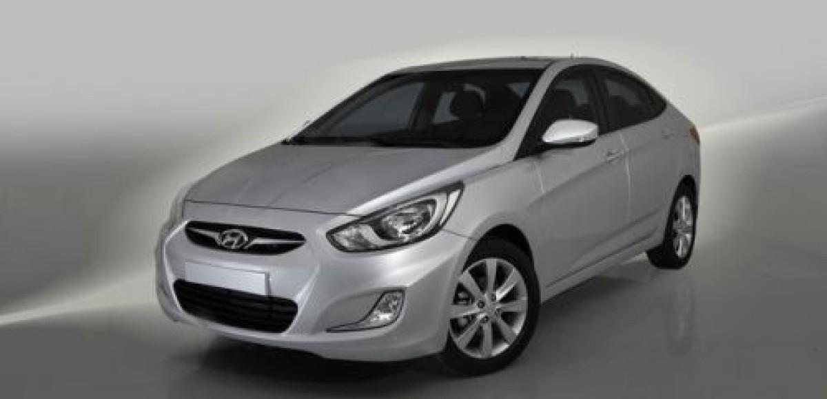 Hyundai поднимает цены на Solaris