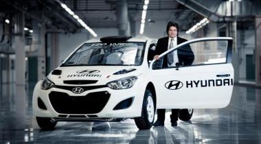 Hyundai назначила руководителя гоночной команды WRC