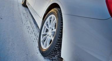 Зимние шины. Шипованный хоровод