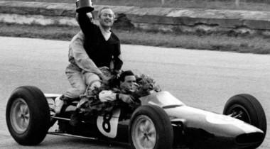 Двойное совершенство. 1963 г. Формула-1: чемпионаты, которых не было
