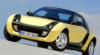 Автомобили Smart: история