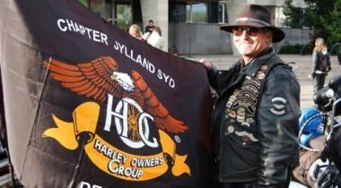 «Лаура» приняла членов Harley-Davidson Owners Group в Санкт-Петербурге
