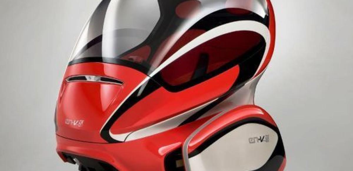 GM начала разработку нового поколения городского электрокара EN-V