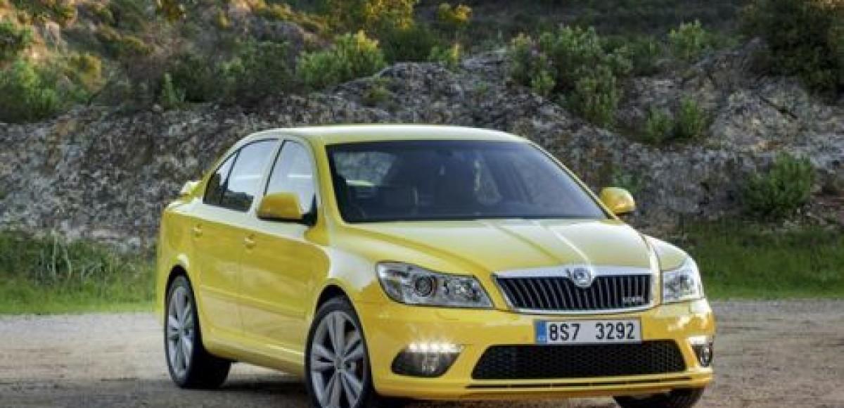 В России начат прием заказов на Skoda Octavia RS и Skoda Octavia Scout