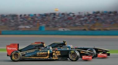 F1. Боевая ничья