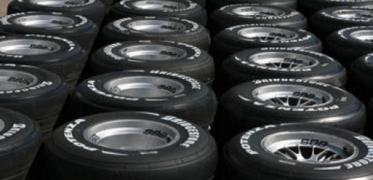 Bridgestone после квалификации на Гран-При Китая
