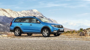 Dacia Logan MCV Stepway: каким мог быть Largus Cross