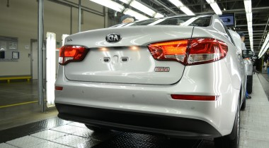 Kia Rio Premium 500: эксклюзивная версия бестселлера