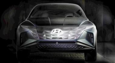 Hyundai Tucson станет купе-кроссовером
