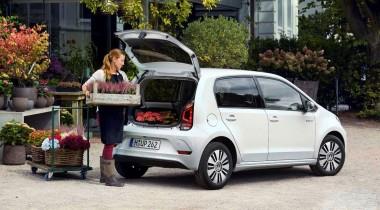 В Европе начались продажи VW e-load up!