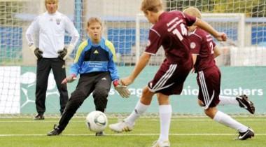 Volkswagen Junior Masters 2011