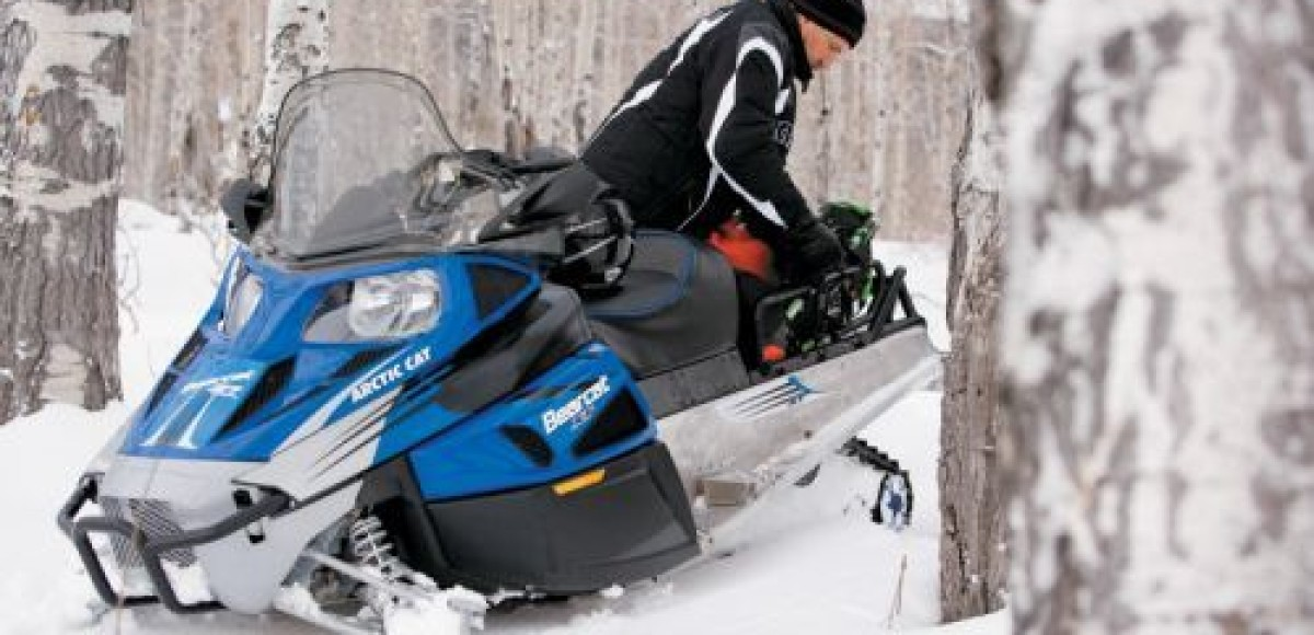 Arctic Cat Bearcat. В выигрыше