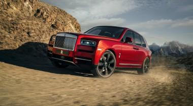 Rolls-Royce Cullinan: Королевский Алмаз