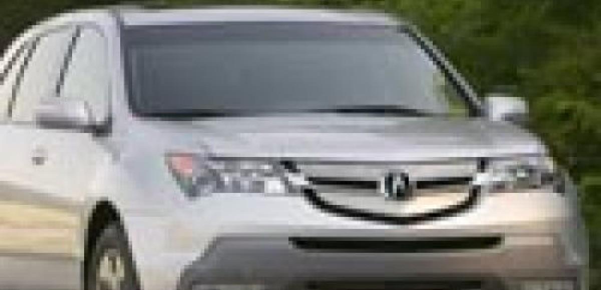 В 2008 году в России официально появится Acura