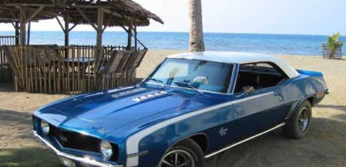 Рекордный пробег Chevrolet Camaro