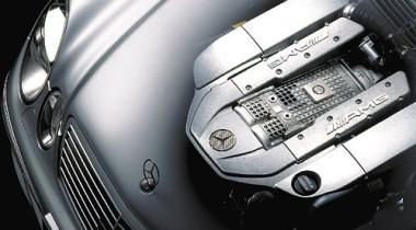 Mercedes-Benz С32 AMG Sports Coupe. Степень сжатия
