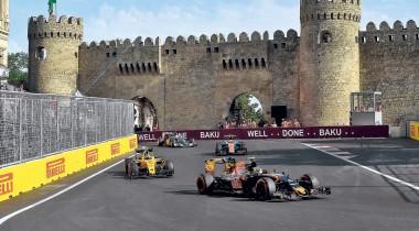 Между прошлым и будущим: «Формула-1» в Азербайджане