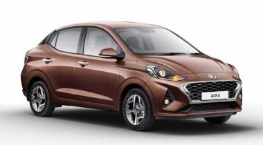 Ожидание и реальность: сверхбюджетный седан Hyundai Aura представлен официально