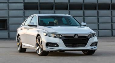Honda Accord перешел на турбомоторы