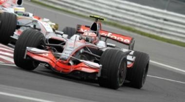 McLaren начала тесты не очень продуктивно