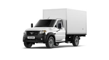 Фургон «УАЗ Профи» поступил в продажу