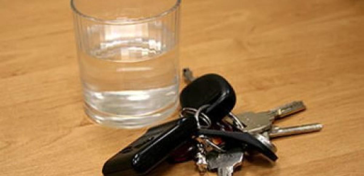 Подмосковные гаишники остановили вусмерть пьяного «водилу»