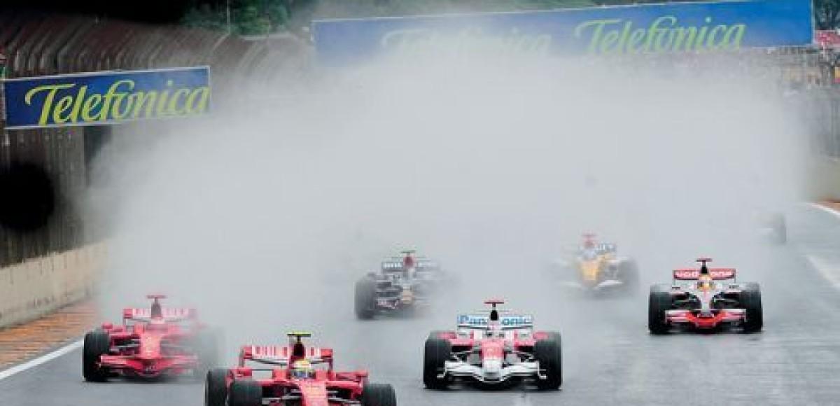 Гран-при Бразилии. Бразильская драма