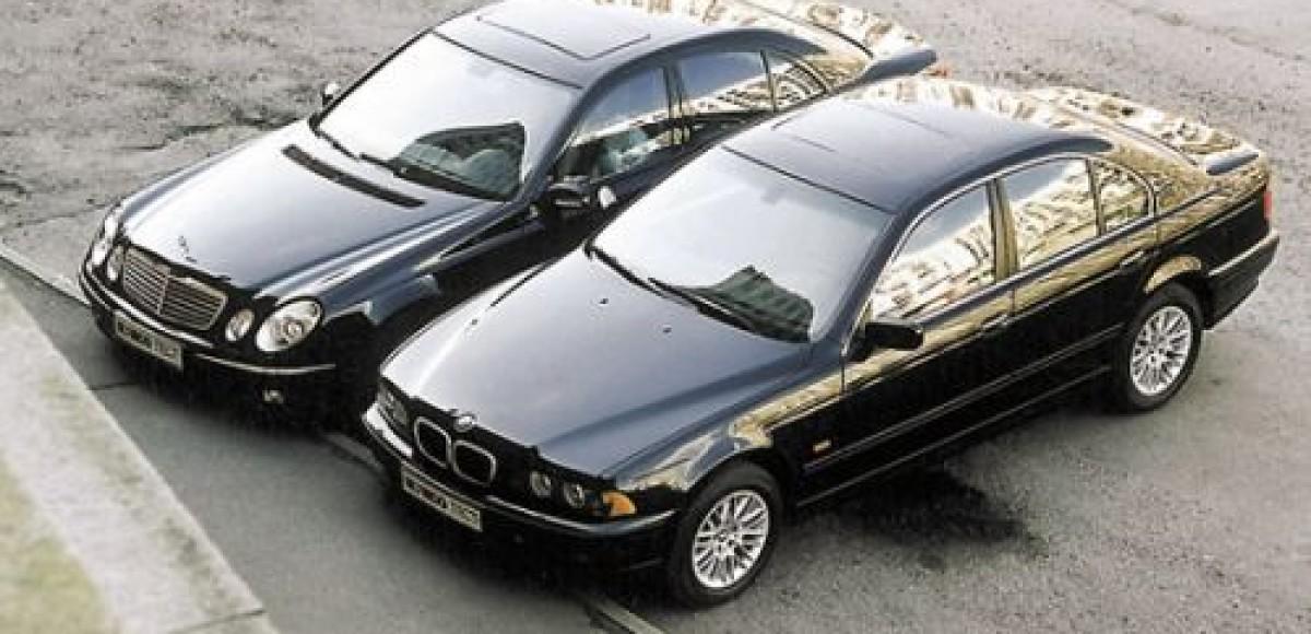 Mercedes-Benz E 320 – представительный автомобиль для экономных богачей