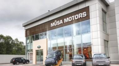 Musa Motors, Москва. 0% кредит на Land Rover Freelander 2