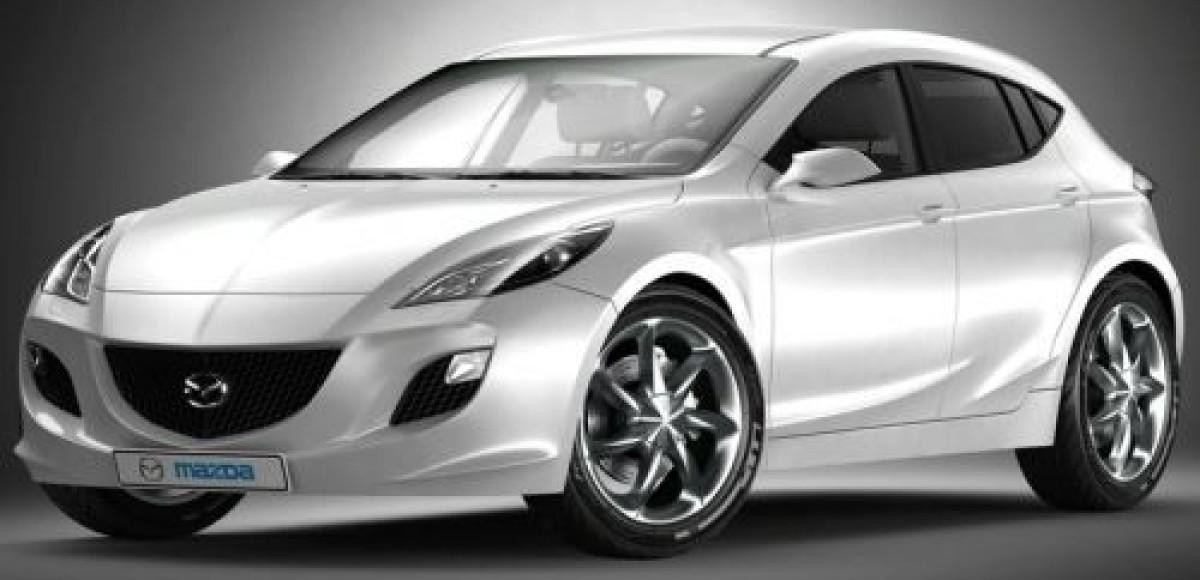 Mazda3 покажут в ноябре