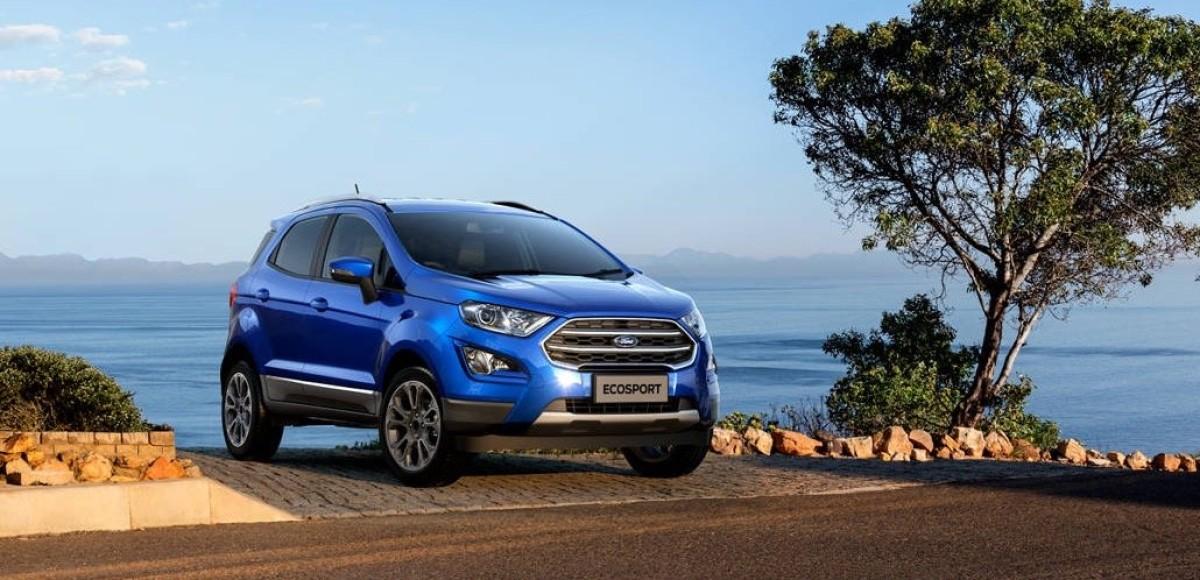 Названа цена обновлённого Ford EcoSport для России