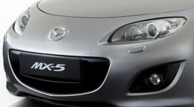 Mazda сообщила подробности о новом родстере MX-5