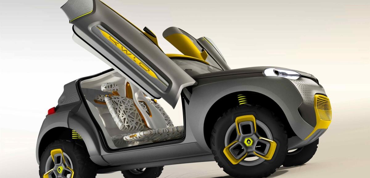 Новый субкомпактный кроссовер Renault появится в 2016 году