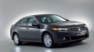 Honda выпускает спортивный пакет для нового Accord