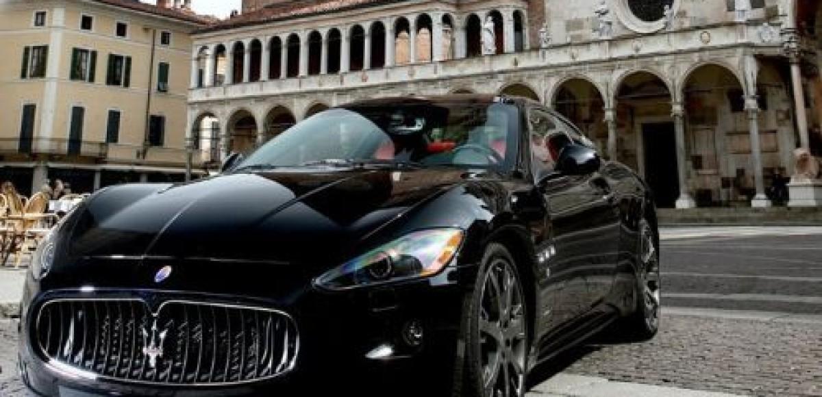 Maserati покажет новый кабриолет